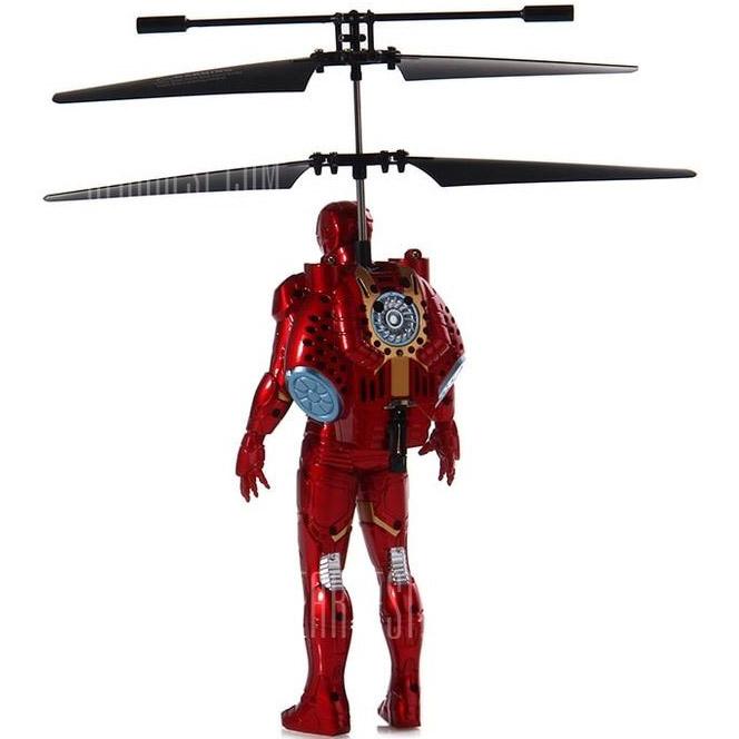 Летающий Железный человек (20 cм, управление от руки) - В интернет-магазине