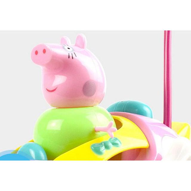 Радиоуправляемая Машинка Свинка Пеппа (14 см) - Картинка