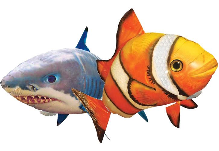 Радиоуправляемая рыба Акула - В интернет-магазине