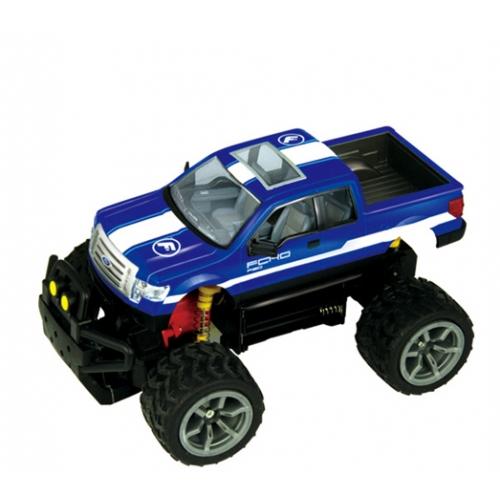 Синий Радиоуправляемый Джип Ford F150 XLT (1:18, 30 см.)