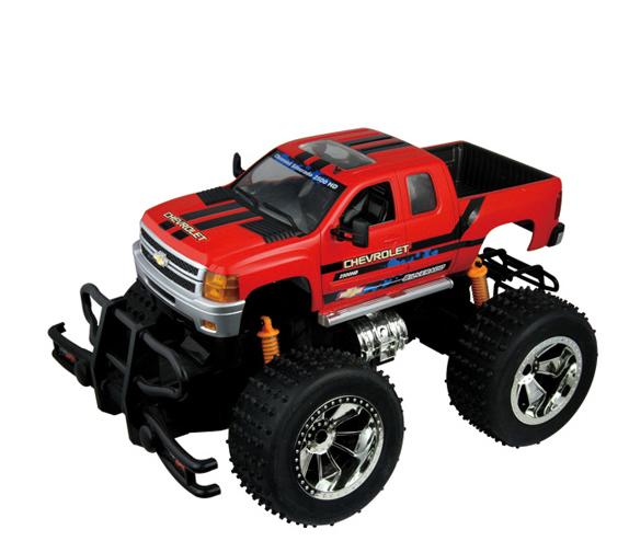 Радиоуправляемый Джип 1:18 Chevrolet Silverado (30 см.) - В интернет-магазине