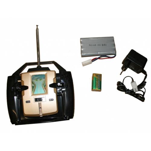 Радиоуправляемый Джип 1:10 Форд-монстр с ЖК дисплеем