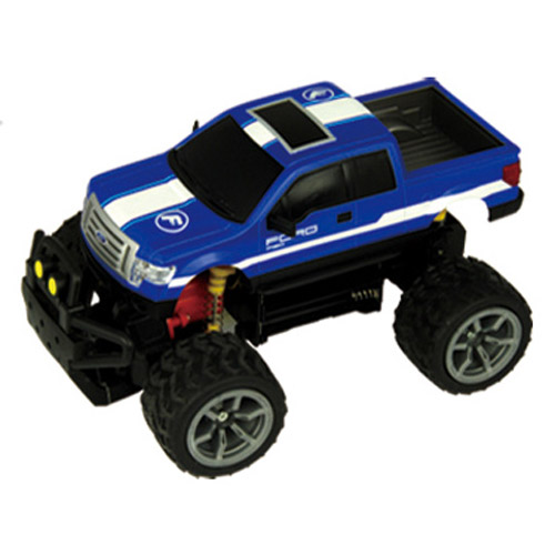 Синий Радиоуправляемый Джип 1:28 Ford F150 XLT