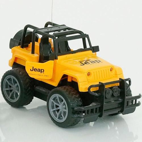 Радиоуправляемый Внедорожник 1:24 Jeep (18 см., открываются двери)