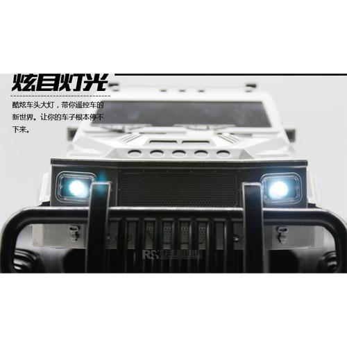 Радиоуправляемый Джип гигант SWAT (37 см, 2.4Ghz) - Фото