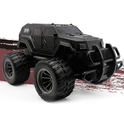 Радиоуправляемый Джип гигант SWAT (37 см, 2.4Ghz) - Картинка