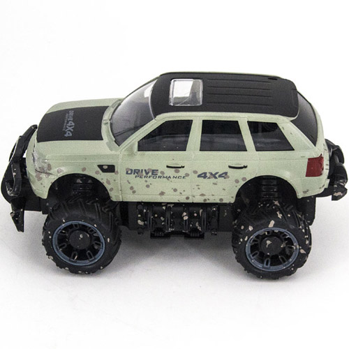 Радиоуправляемый Грязный Range Rover (1:18, 2.4 GHz, 22 см) - В интернет-магазине