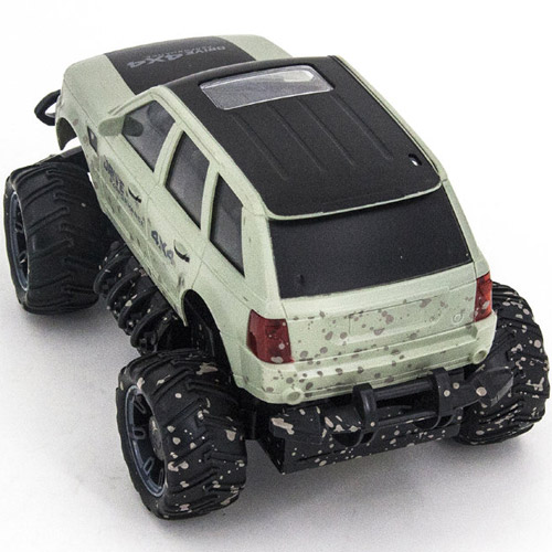 Радиоуправляемый Грязный Range Rover (1:18, 2.4 GHz, 22 см) - Фото