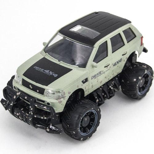 Радиоуправляемый Грязный Range Rover (1:18, 2.4 GHz, 22 см)
