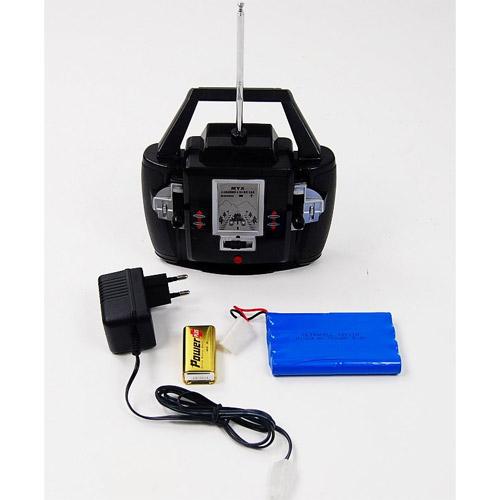 Радиоуправляемый Военный джип Land Battles (1:10, 40 см, 20 км/ч, 4x4)
