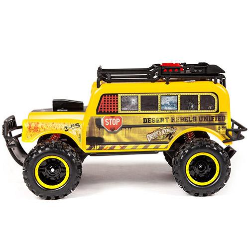 Радиоуправляемый Внедорожник-автобус Desert Rebels (1:10, 43 см)
