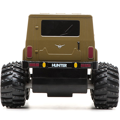 Радиоуправляемый УАЗ Hunter (1:14, 30 см.) - Фотография