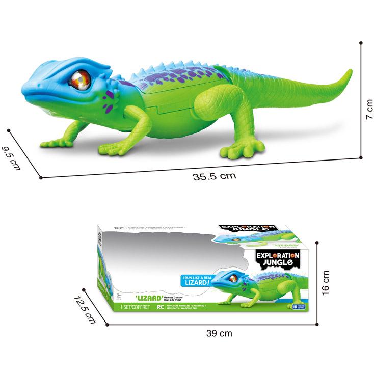 Радиоуправляемая Ящерица (36 см) - В интернет-магазине