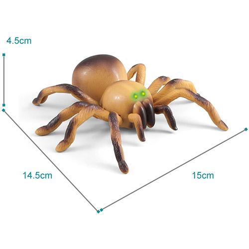 Игрушка Маленький Радиоуправляемый паук тарантул (15 см.) - В интернет-магазине