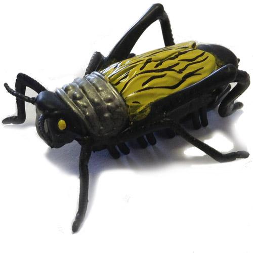 Сверчек Игрушка Нано-насекомое (4 см.)