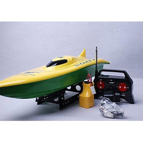 Радиоуправляемый Скоростной катер Balaenoptera Musculus (55 см, 30 км/ч) - В интернет-магазине