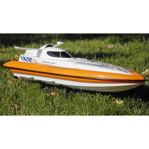 Скоростной катер Superlative Mosquito Craft (86 см, 25 км/ч) - Картинка