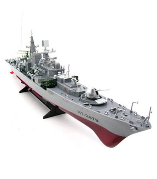 Радиоуправляемый Военный корабль Shenzhen Desroyer (1:275, 67 см.)