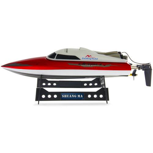 Радиоуправляемый Скоростной катер Red Mini K-Marine (35 см, 30 км/ч) - Фото