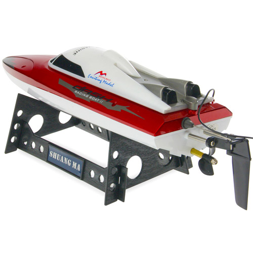 Радиоуправляемый Скоростной катер Red Mini K-Marine (35 см, 30 км/ч) - Фотография
