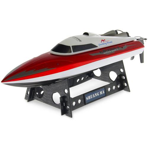 Радиоуправляемый Скоростной катер Red Mini K-Marine (35 см, 25 км/ч)