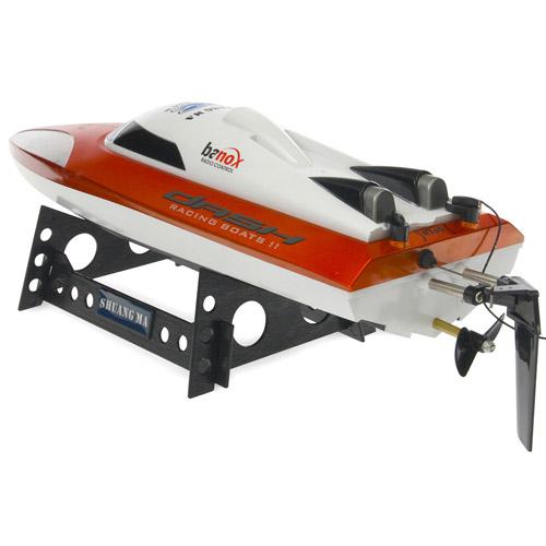 Скоростной катер Double Horse 7010 с пультом управления (45 см, 30 км/ч) - Фотография