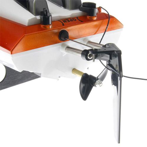 Скоростной катер Double Horse 7010 с пультом управления (45 см, 30 км/ч) - Картинка