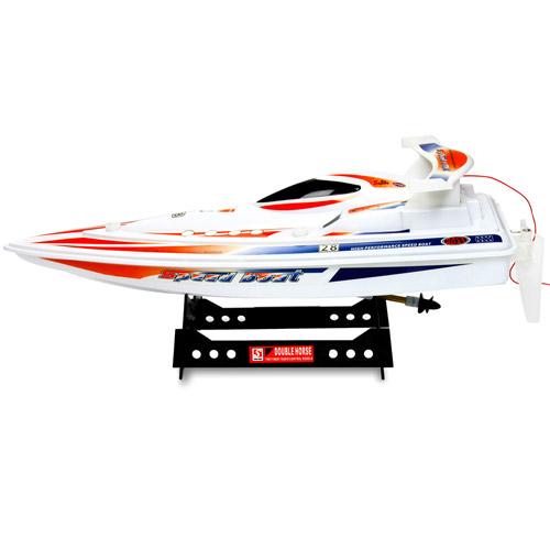 Маленький Скоростной катер на радиоуправление Speed Boat  (41 см, 30 км/ч) - Фотография
