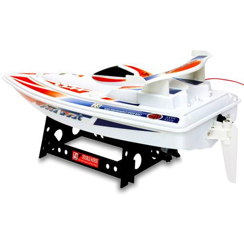 Маленький Скоростной катер на радиоуправление Speed Boat  (41 см, 30 км/ч) - Картинка