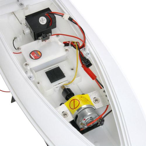 Маленький Скоростной катер на радиоуправление Speed Boat  (41 см, 30 км/ч) - Фото