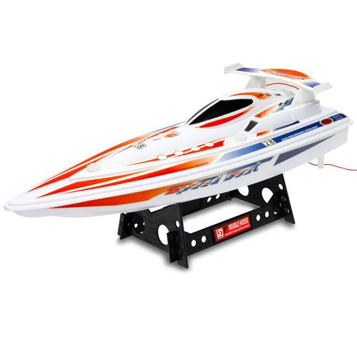 Маленький Скоростной катер на радиоуправление Speed Boat  (41 см, 30 км/ч)