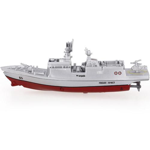 Радиоуправляемый Мини военный корабль Фрегат (16 см., 2.4Ghz) - Фото