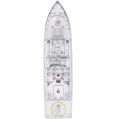 Радиоуправляемый Мини военный корабль Фрегат (16 см., 2.4Ghz) - Фотография
