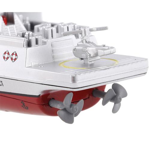 Радиоуправляемый Мини военный корабль Фрегат (16 см., 2.4Ghz) - Картинка