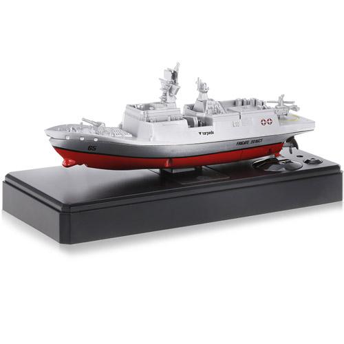 Радиоуправляемый Мини военный корабль Фрегат (16 см., 2.4Ghz) - Изображение