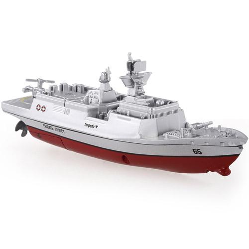 Радиоуправляемый Мини военный корабль Фрегат (16 см., 2.4Ghz) - В интернет-магазине