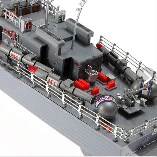 Радиоуправляемый Военный торпедный корабль Warship 2877F - Фотография