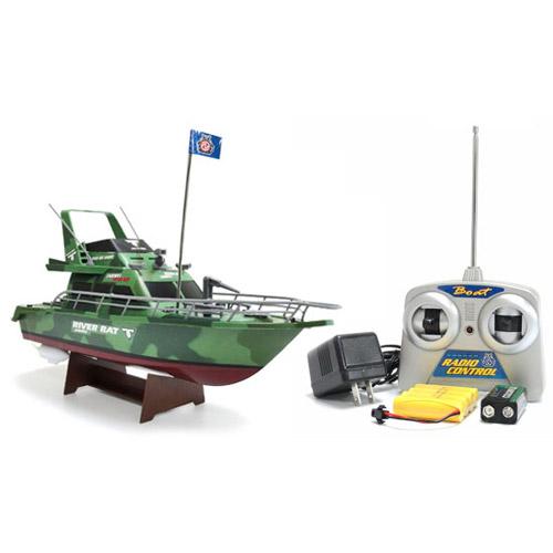 Катер военный на радиоуправление Battleship (43 см.) - В интернет-магазине