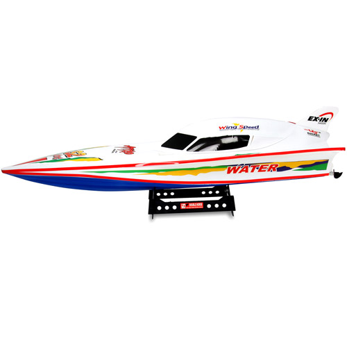 Радиоуправляемый Скоростной катер Speed Wing Twin Prop (63 см, 30 км/ч)