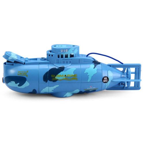 Радиоуправляемая Мини-Субмарина U18 - В интернет-магазине