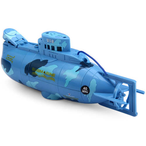 Радиоуправляемая Мини-Субмарина U18 - Изображение