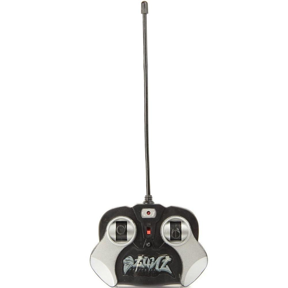 Радиоуправляемый военный катер на воздушной подушке (38 см.) - Фото