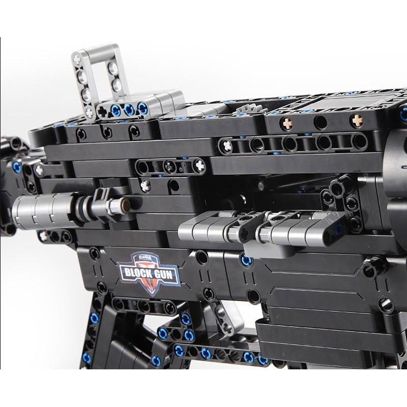 Механический Конструктор Автомат (621 деталь, 73 см.) - Картинка