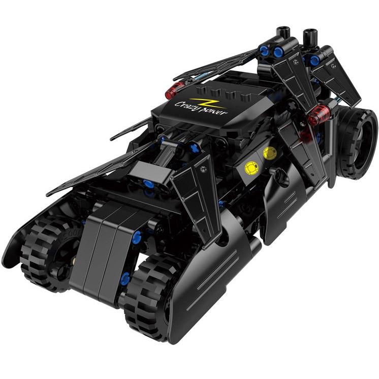 Инерционный Конструктор Бэтмобиль Wild Chariots (212 деталь, 20 см.)