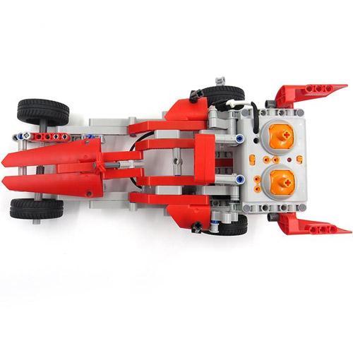 Радиоуправляемый конструктор 10 в 1 Red Knight (191 деталь) - В интернет-магазине