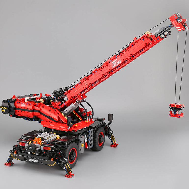 Радиоуправляемый Конструктор Автокран (4544 деталей, 100 см)