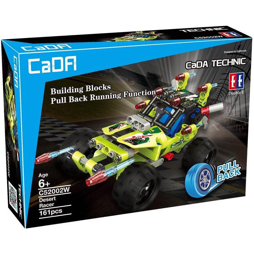 Инерционный Конструктор Багги Desert Racer (161 деталь, 17 см.) - В интернет-магазине