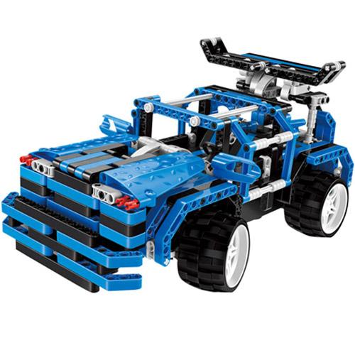 Радиоуправляемый Конструктор Farmer Car (464 деталь, 31 см.) - В интернет-магазине
