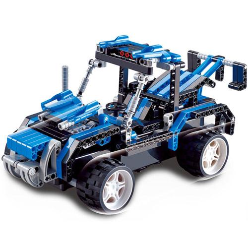 Радиоуправляемый Конструктор Farmer Car (464 деталь, 31 см.)