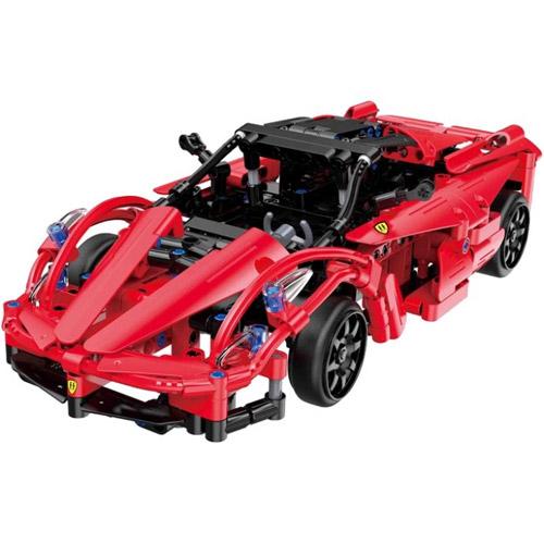 Радиоуправляемый конструктор Ferrari (380 деталь, 30 см.) - В интернет-магазине
